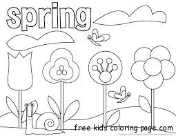 Tags Book Coloring Flowers Kids Page Print Out Spring Previous Post Flower Sunflower Pages