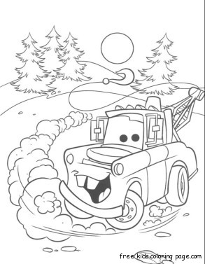 tags book car coloring fargelegge tegninger free pages printable tow mater previous post printable toy story woody bullseye coloring pages - Mater Coloring Pages Free