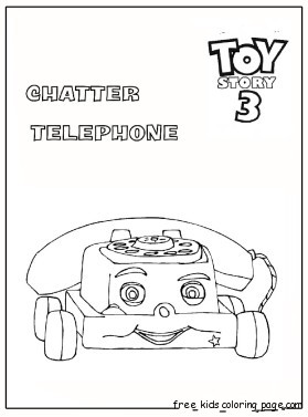 chatter-telephone toy story 3