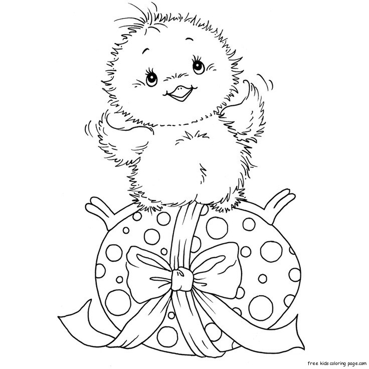 free coloring pages of easter eggs hard