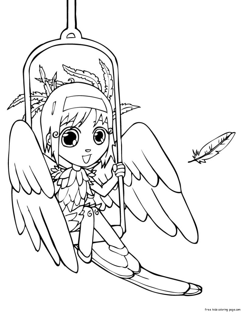 Halloween cut boy bird costumes coloring pages for for Halloween print out coloring pages