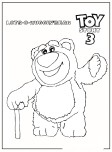 huggin'bear toy story 3