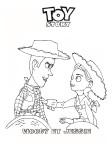 Jessie et Woody Toy Story 3