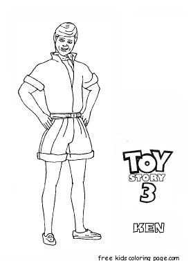 Ken toy story 3