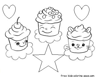 Tags Birthday Bursdag Cake Coloring Pages Fargelegge Tegninger Kids Mufien Printable Previous Post Print Out Mouse Eats The Muffin Book