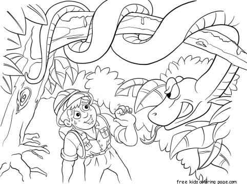 and boy coloring pages for kidsfree printable coloring pages for kids