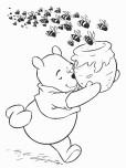 Printabel coloring pages Winnie the Pooh
