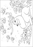 Printable Bambi 2 and The Great Prince coloring page