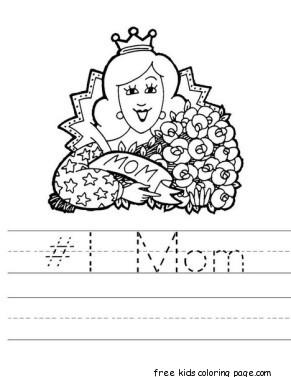 mothers day activities for preschoolers