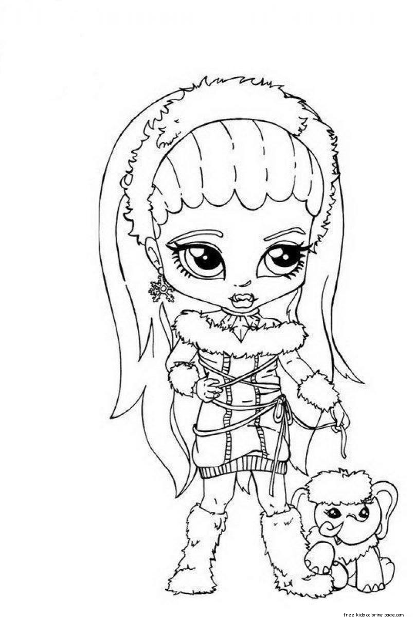 Free Printable Halloween Coloring Pages