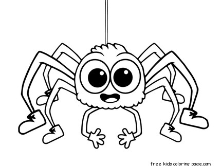 Printable insects spiders activities